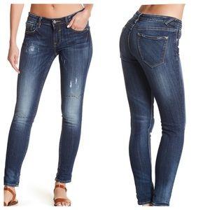 VIGOSS Tomboy Skinny Ankle Jeans Size 32